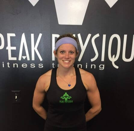 Lissa Pietrykowski Peak Physique Owner