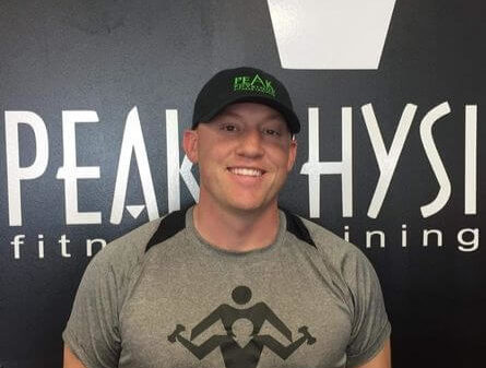 Nick Pietrykowski Peak Physique Owner