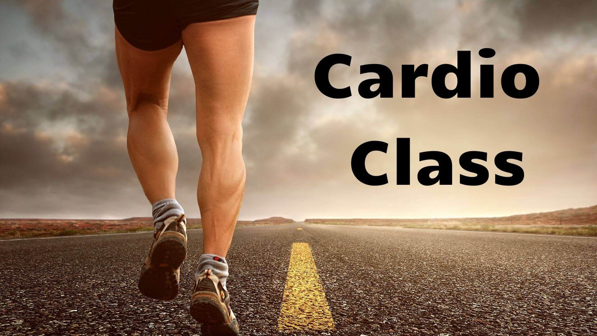 cardio class