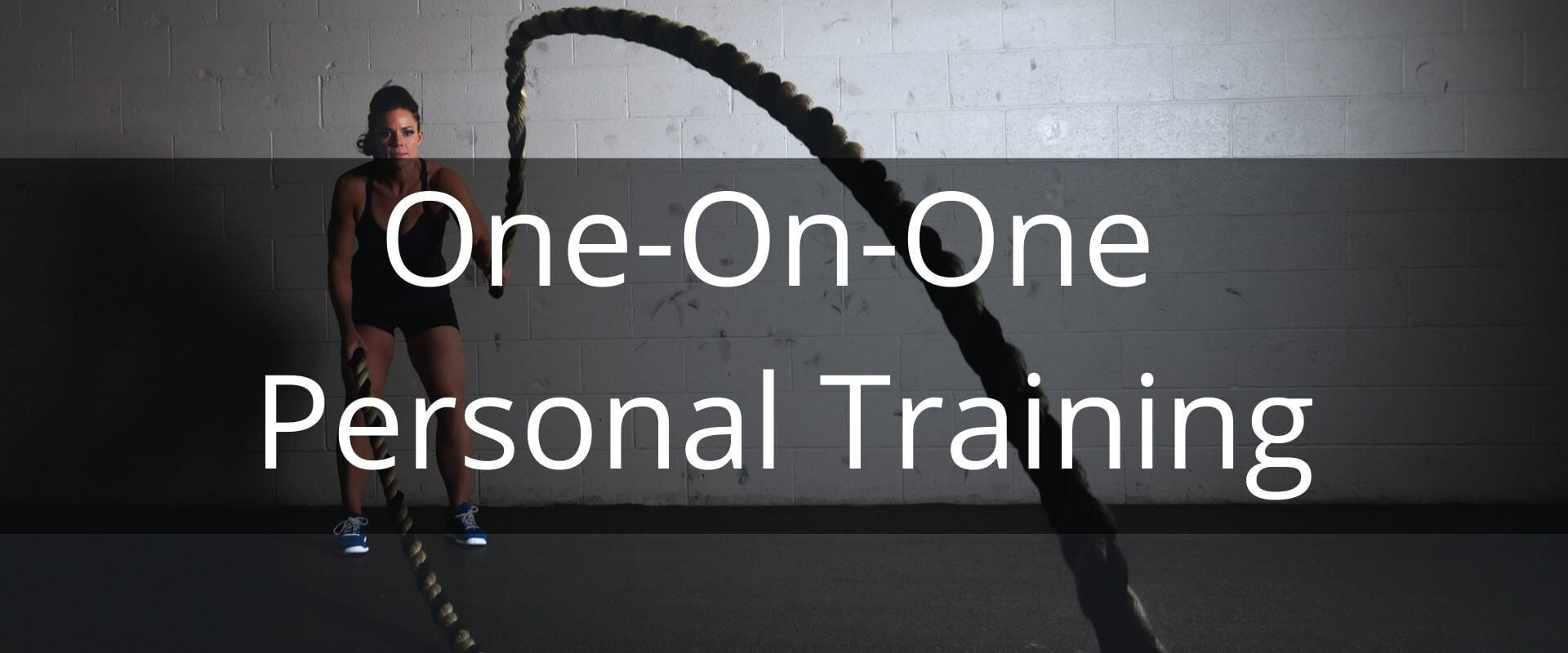 One-On-One Personal Training Thumbnail