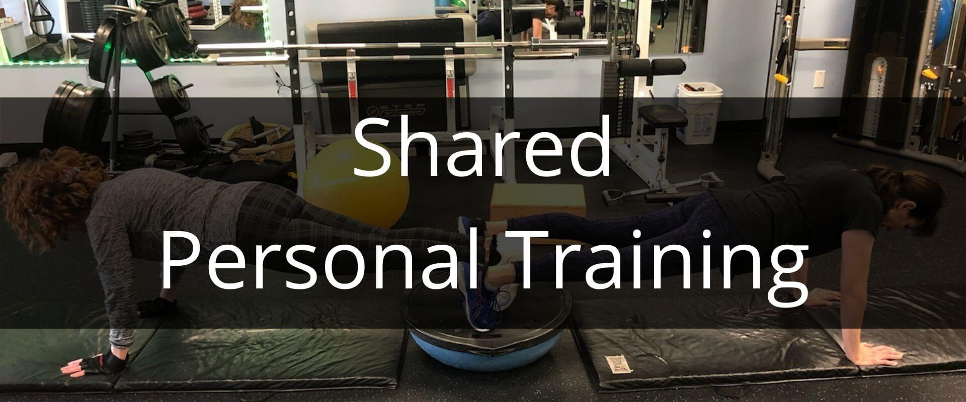 Shared Personal Training Thumbnail