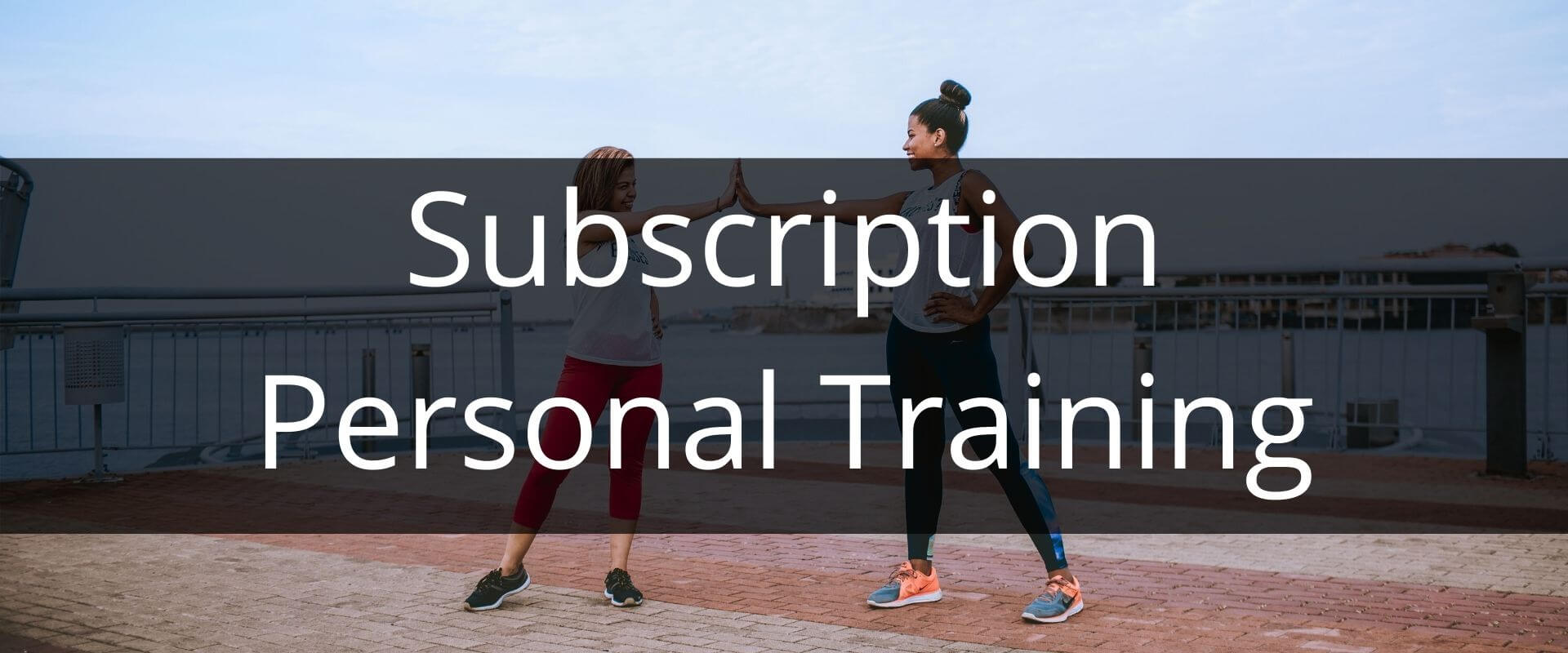 Subscription Personal Training Thumbnail